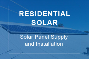 Residential Solar Panel Installation